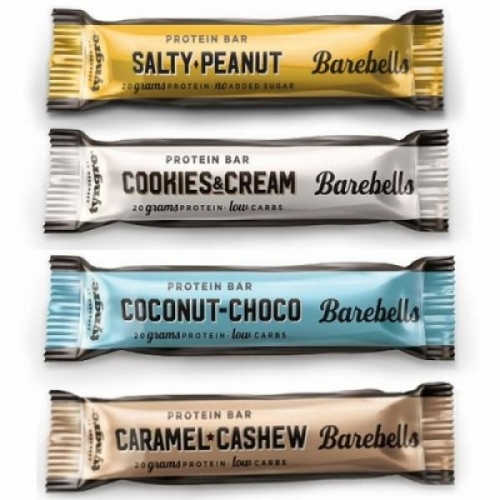 barbell protein bars