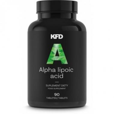 KFD Alpha Lipoic acid 90tbl