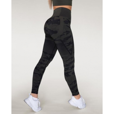 Gavelo Seamless Camo Leggings