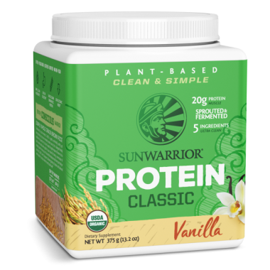 Sunwarrior Classic Plant Protein 375g