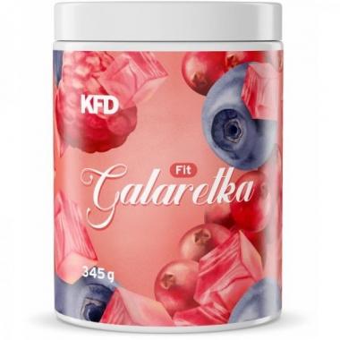 KFD Jelly sugar free 345g