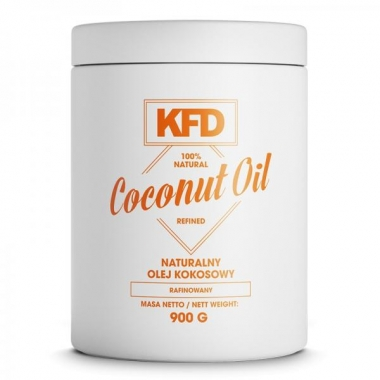 KFD Coconut Oil refined 900g