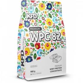 KFD Premium WPC82 protein 900g