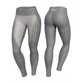 Wabisabi Seamless leggings TAUPE GREY