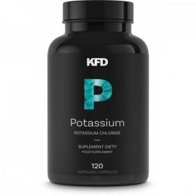 KFD Potassium / Kaalium 350mg 120tbl