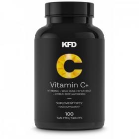 KFD Vitamin C+ 100tbl