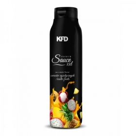 KFD Premium EXOTIC FRUITS sauce XXL 800ml