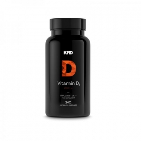 KFD Vitamin D3 - 2000iu (240kaps)