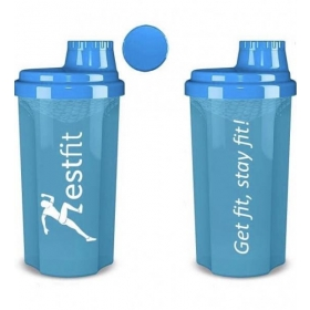 EstFit shaker light blue- Get fit, Stay fit!