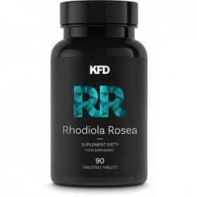 KFD Rhodiola Rosea- Kuldjuur (90tbl)