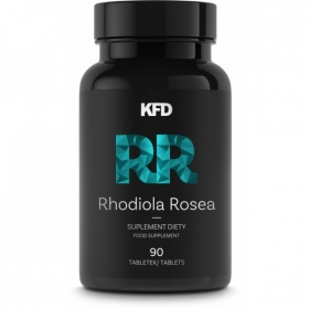 KFD Rhodiola rosea 90tbl