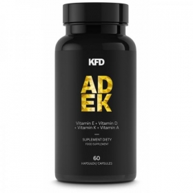 KFD ADEK 60 capsules (vitamins A, D, E and K)