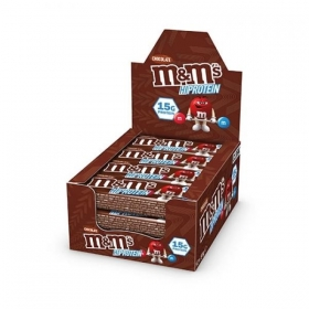 M&M's proteiinibatoon Chocolate 51g
