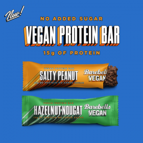 MIX BOX Barebells VEGAN protein bars 12pcs