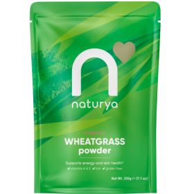 Naturya Organic Wheatgrass powder 100g