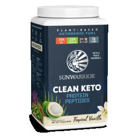 Sunwarrior Clean Keto Protein Peptides 720g