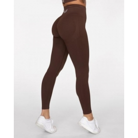 GAVELO Seamless BOOSTER Chicory Coffee Leggings