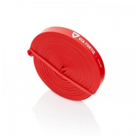 Via Fortis Resistance Band Red- ULTRA LIGHT