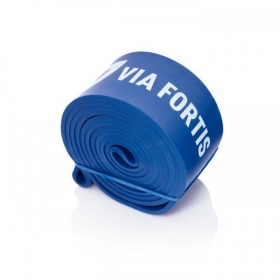 Via Fortis Resistance Band Extra Strong- Blue