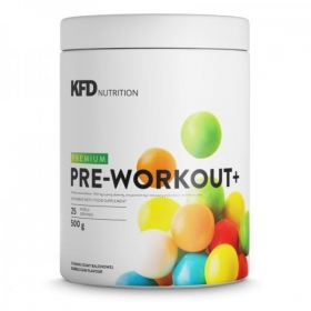 KFD Pre-Workout Plus 500g