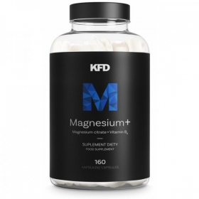 KFD Magneesium + B6 160tbl
