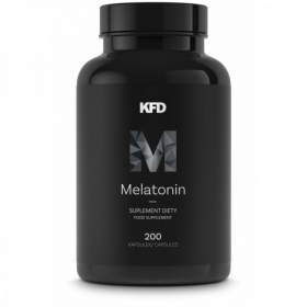 KFD Melatonin 200tbl