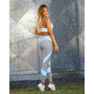 MALIBU SWIRL comfort leggings