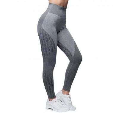 Wabisabi Seamless leggings TAUPE GREY