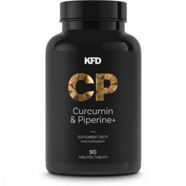 KFD Curcumin & Piperine 90tbl