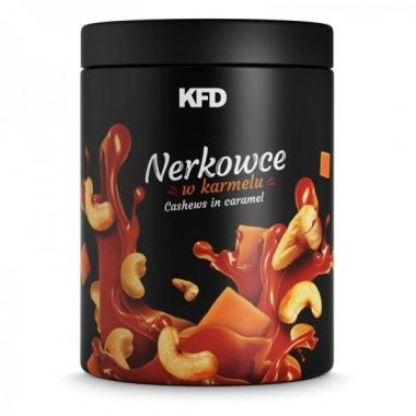 KFD krõbedad india pähklid karamellis 650g