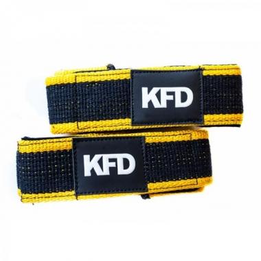 KFD Hand Wraps Yellow