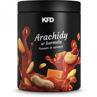 KFD Peanuts in caramel 650g