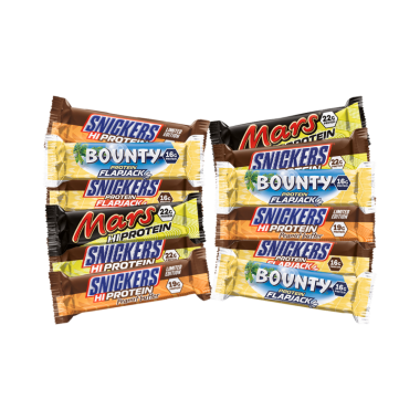 MARS-SNICKERS Protein Bars 5pcs