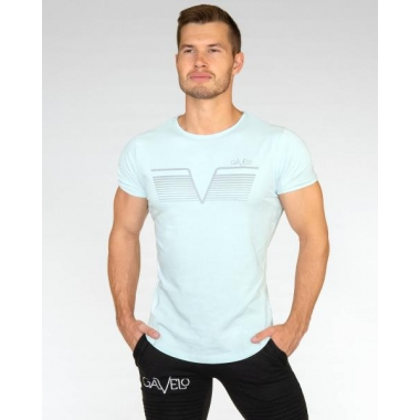 GAVELO Sports Tee Chloride Blue
