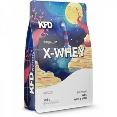 KFD Premium X-Whey 540g