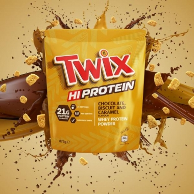 TWIX whey CHOCOLATE, BISCUIT & CARAMEL 875g