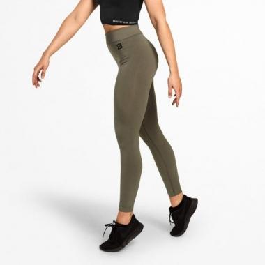 Better Bodies ROCKAWAY Wash Green leggings