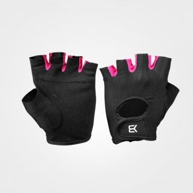 Better Bodies Training Gloves Black/Pink