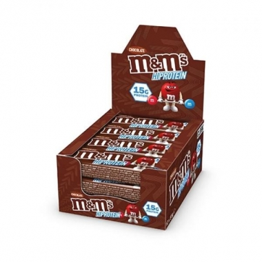 M&M's Protein Bar Chocolate 51g