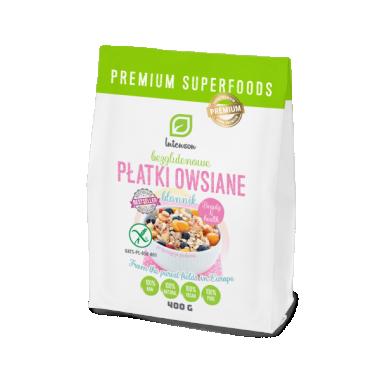 Intenson gluten-free oats 400g