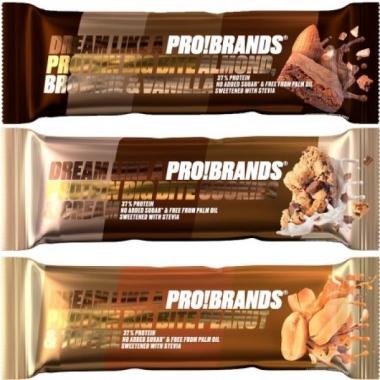 ProBrands BIGBITE Protein Bar 45g