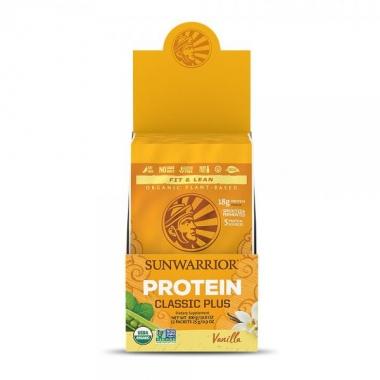 Sunwarrior Classic Plus Plant Protein 25g