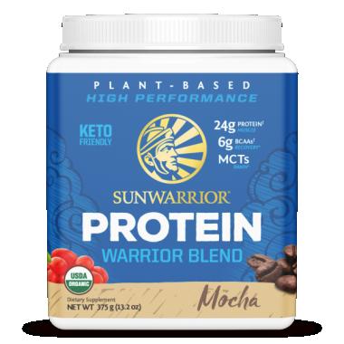 Sunwarrior Warrior Blend Plant Protein 375g