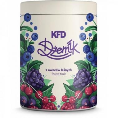 KFD jam FOREST FRUIT 1kg