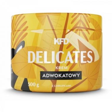 KFD Delicates Advocate cream 500g (08.21)