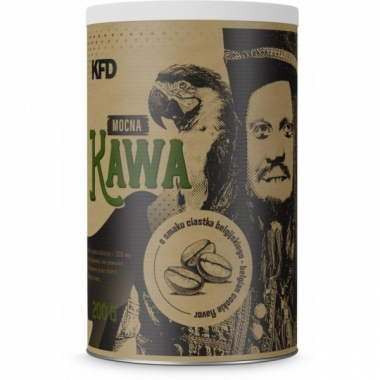 KFD Strong Coffee - 200 g (instant coffe enriched by caffeine)
