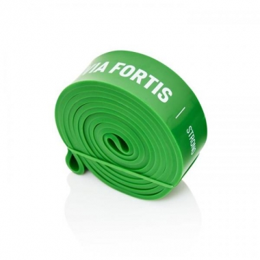 Via Fortis Resistance Band Strong- GREEN