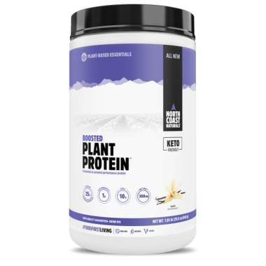North Coast Naturals Boosted Plant Protein 840g