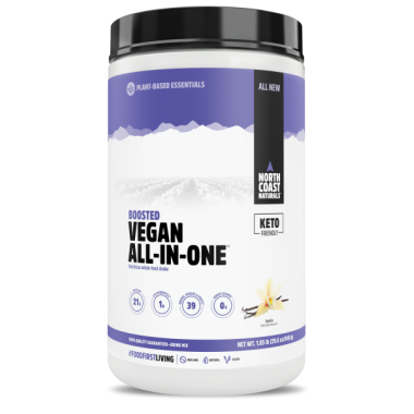 North Coast Naturals All-In-One Plant Protein 840g