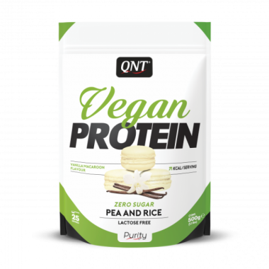 QNT Vegan Protein 500g